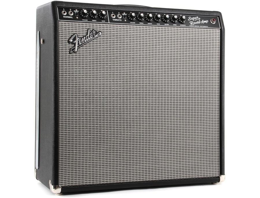 Fender Super Reverb Combo Amp