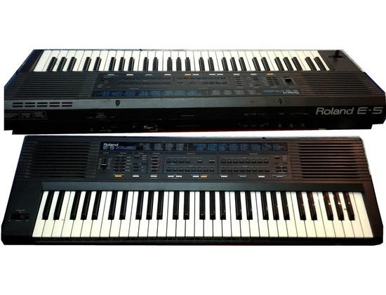 Roland E5