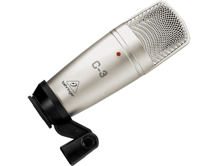 Behringer C-3 Large Diaphragm Studio Condensor Microphone