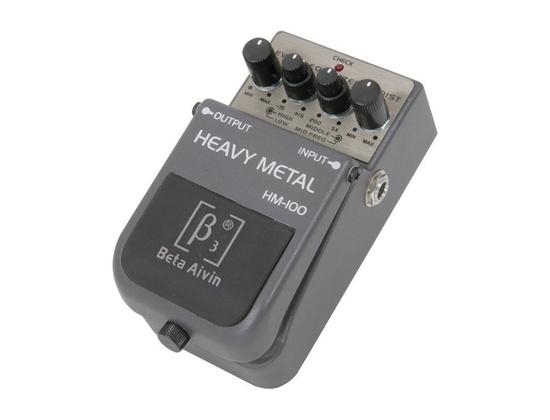 Beta Aivin HM-100 Heavy Metal