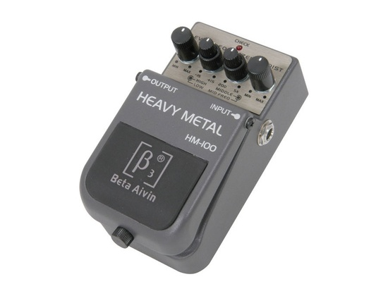 Beta Aivin HM-100 Heavy Metal