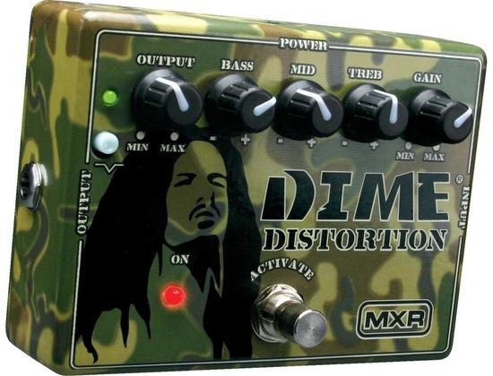 MXR DD11 Dimebag Distortion Pedal