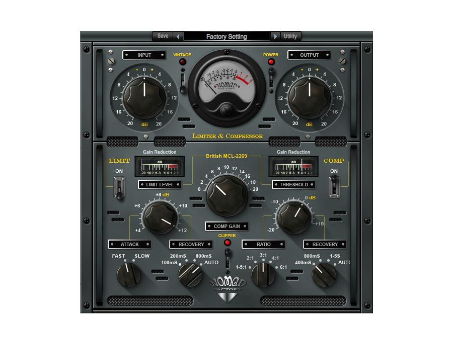 MCL-2269 Compressor