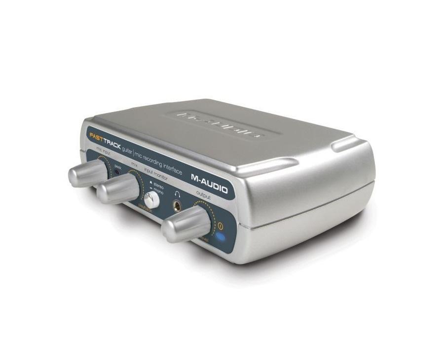 M-Audio Fast Track USB