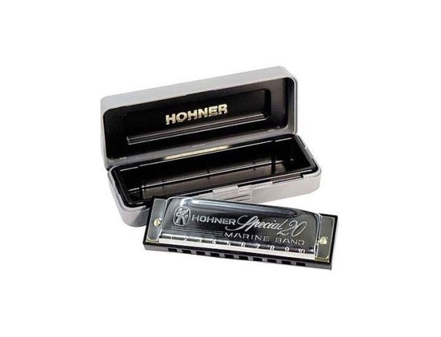Hohner Special 20 560/20 Harmonica Key Of A