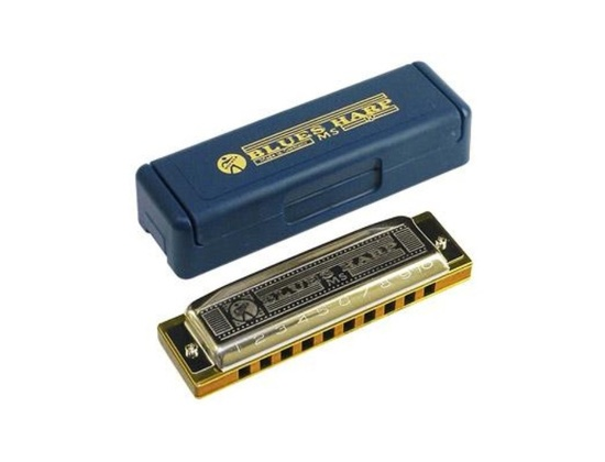 Hohner 532/20 G Blues Harp