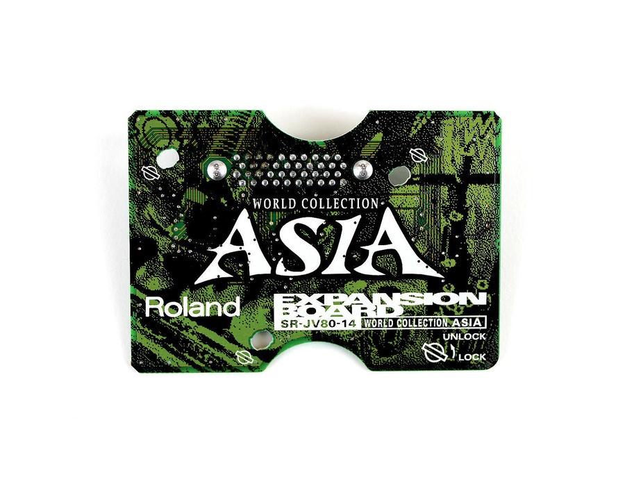 Roland SR-JV80-14 Asia