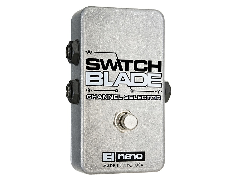 Electro-Harmonix Switchblade - Passive Channel Selector