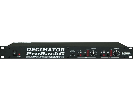 ISP Technologies Decimator ProRack G Noise Reduction System
