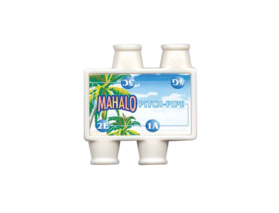 Mahalo Pitch Pipe