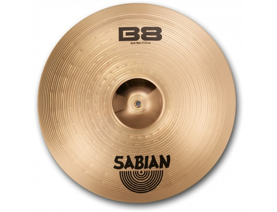 sabian b8 20 rock ride cymbal reviews prices equipboard. Black Bedroom Furniture Sets. Home Design Ideas