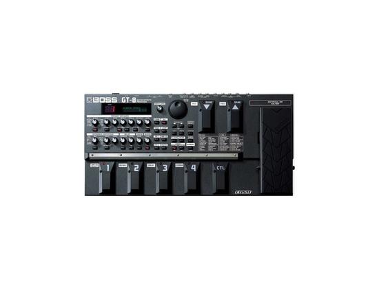 BOSS GT-8 Guitar Effects Processor