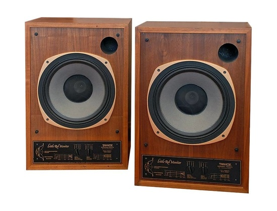 Tannoy Little Red Monitors