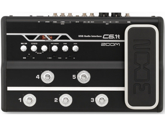 Zoom C5.1t USB Audio Interface