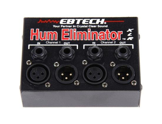 EBTECH HE-2-XLR Hum Eliminator