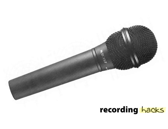Electrovoice N/D 357A Dynamic Supercardioid Microphone