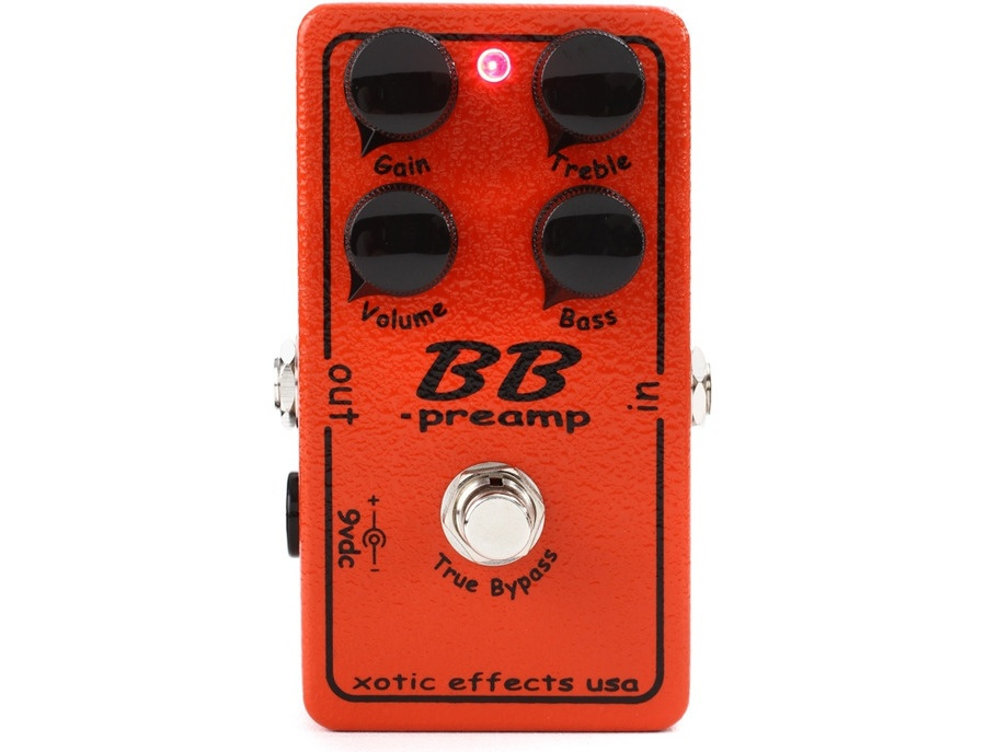 Xotic effects bb preamp xl
