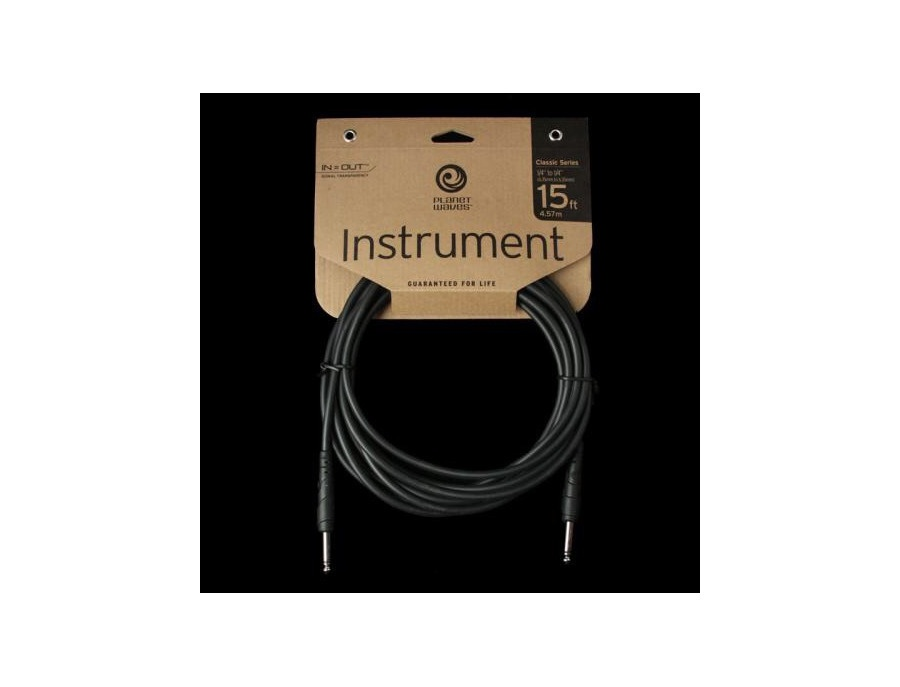 Planet Waves 15' Classic Instrument Cable