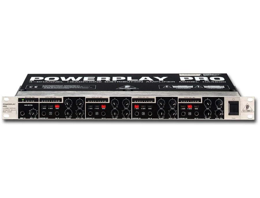 Behringer Powerplay Pro-XL Headphone Amp