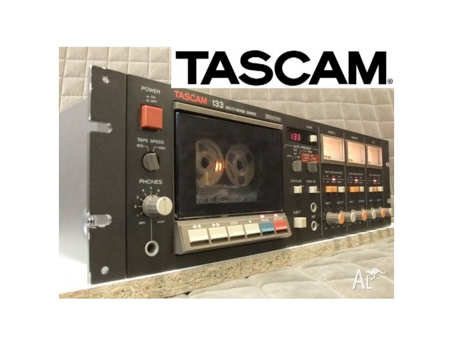 Tascam 133 Multi Image Series Professional Cassette Recorder