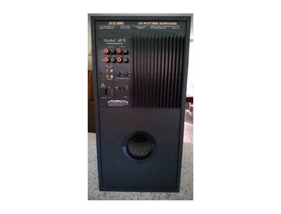 Audioline AVX1001 Subwoofer