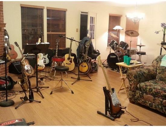 My Home Studio