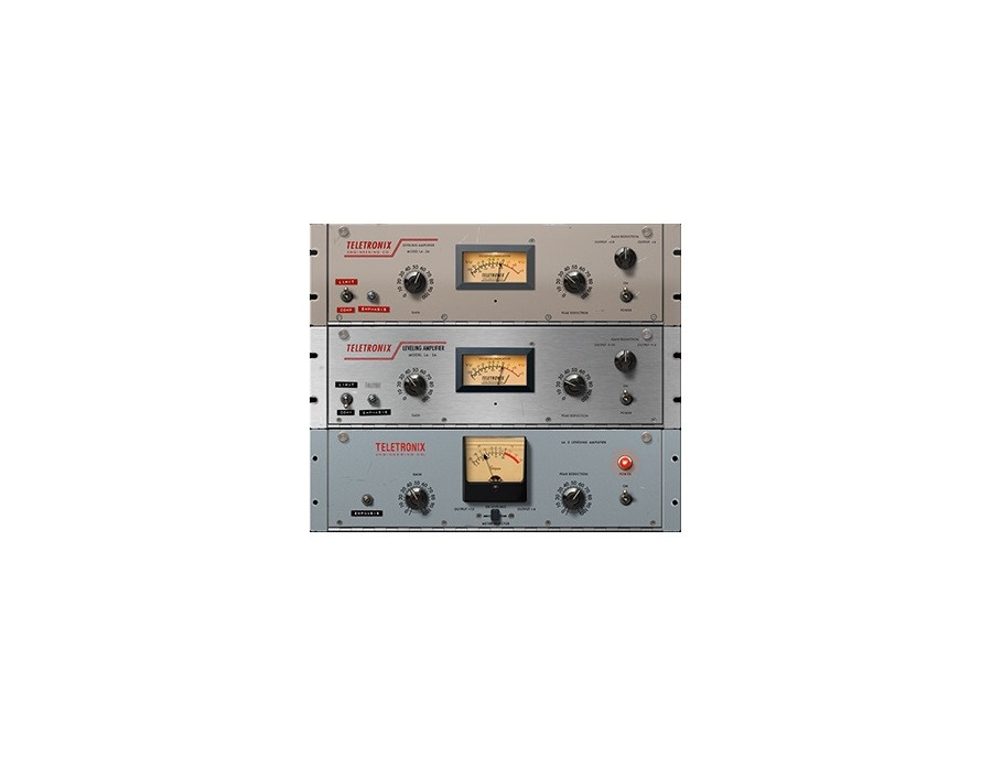 Uad teletronix la 2a classic leveler collection xl