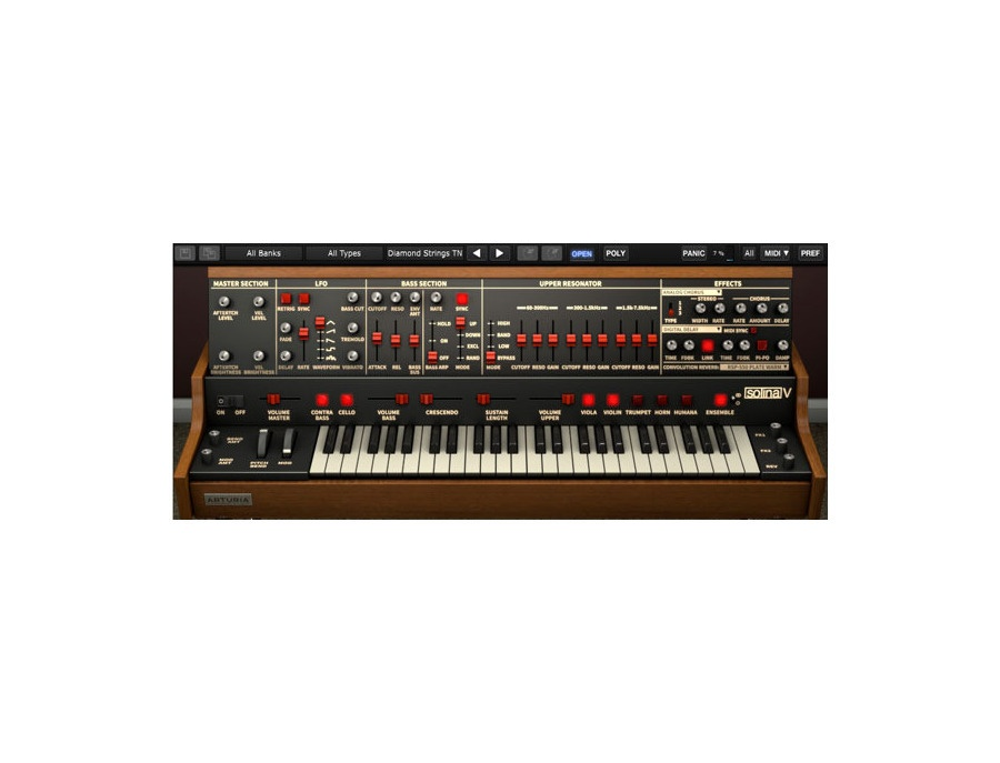 Arturia Solina V Software Synthesizer