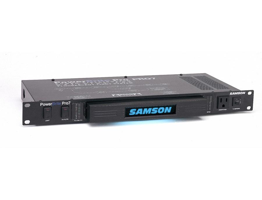 Samson PowerBrite Pro7