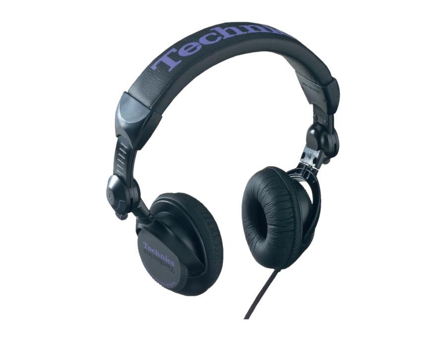Technics rp dj1200 dj headphones xl