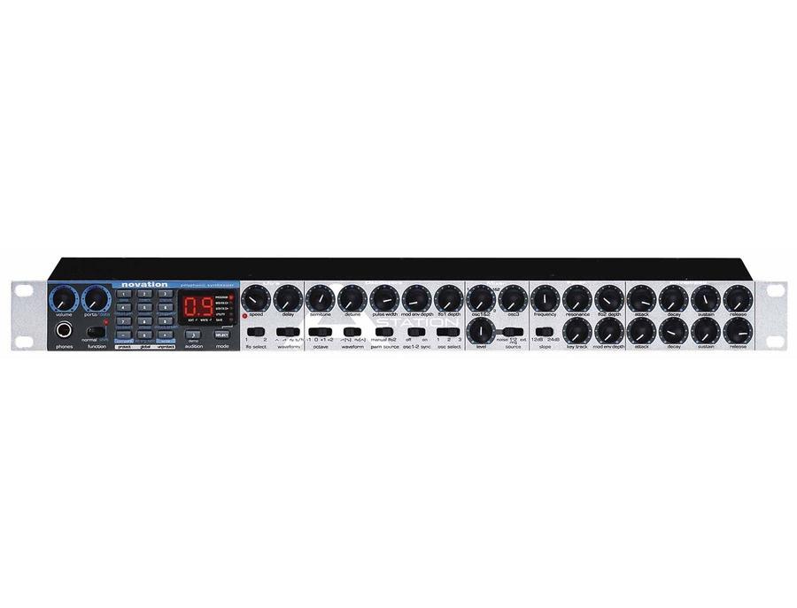 Novation A-Station synthesizer
