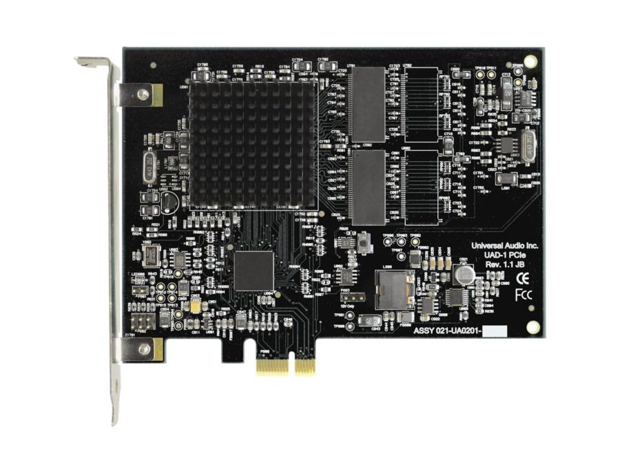 Universal Audio UAD-1e Extreme PAK PCI Card
