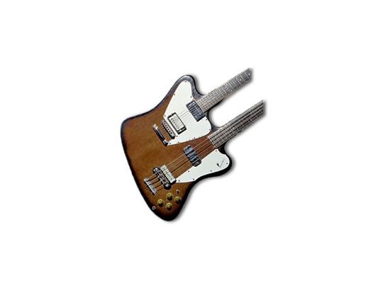 Gibson Thunderbird Non-Reverse Double Neck