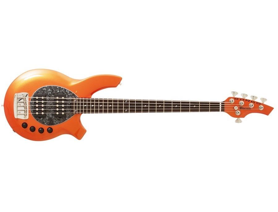 Ernie Ball Music Man Bongo 5 Bass Guitar