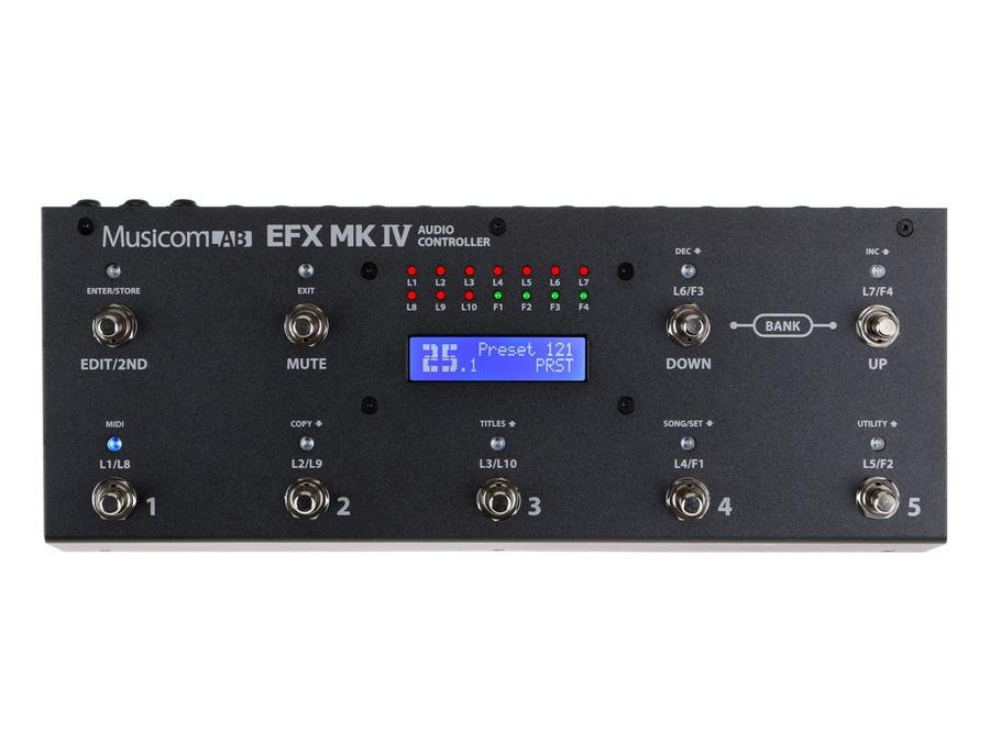 Musicom Lab EFX MKIV