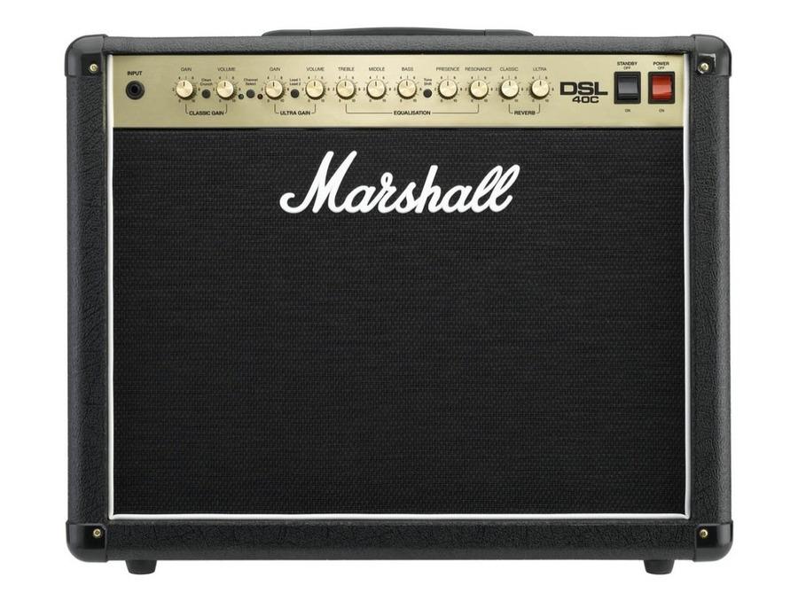 Marshall dsl 40c xl