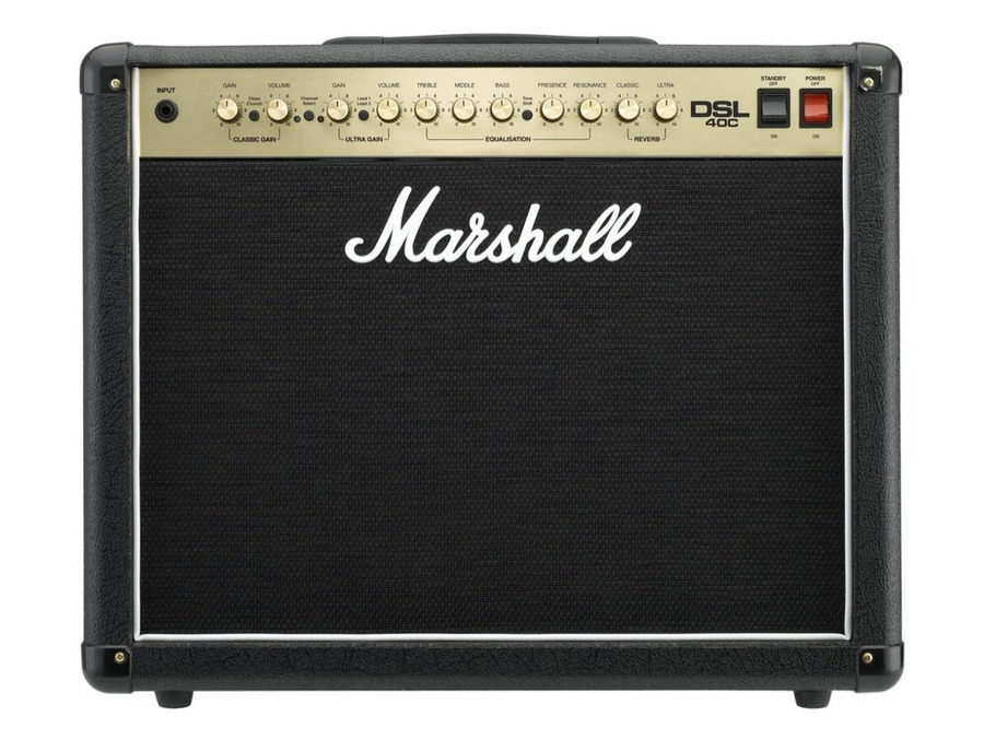 Marshall dsl 40c xl