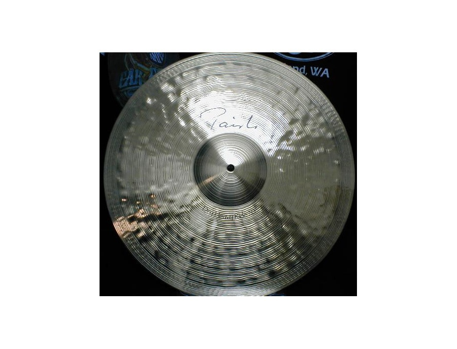 "Paiste Signature 20"" dry heavy ride"