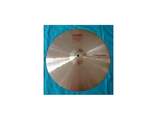 "Paiste 20"" Power Crash"