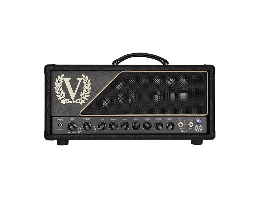 Victory Amplifiers V50 The Earl