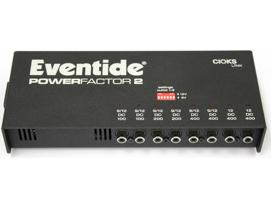 Eventide powerfactor 2 xl