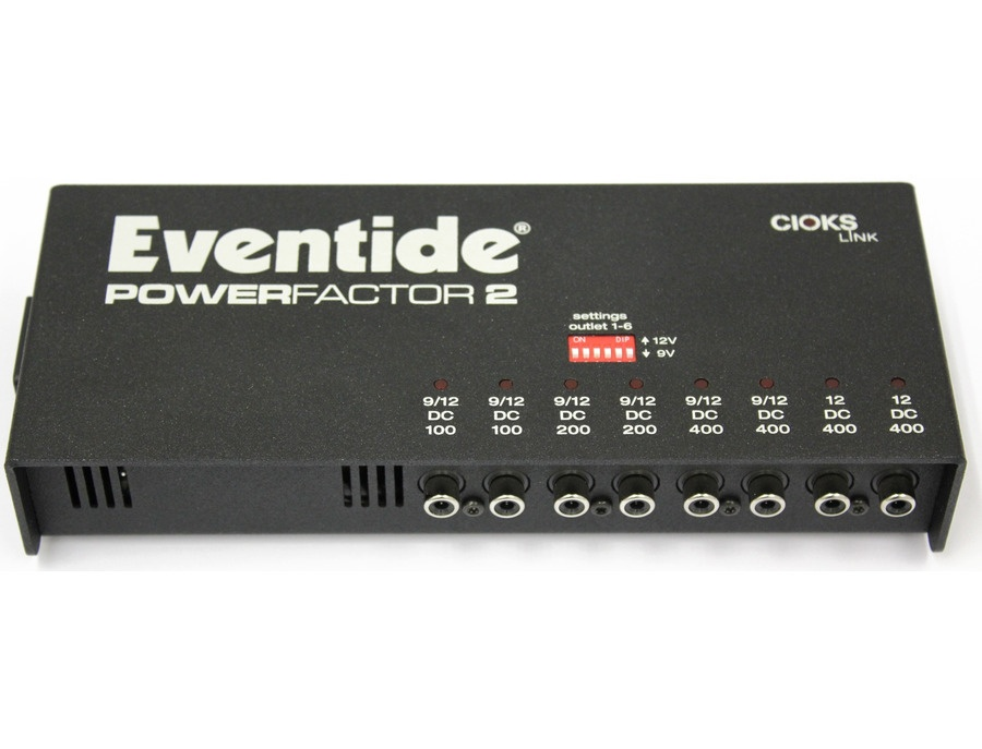 Eventide PowerFactor 2