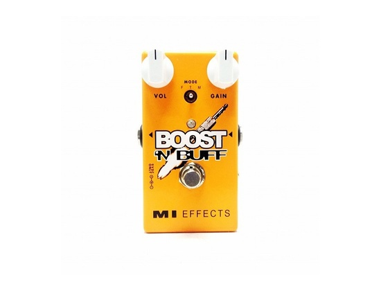 MI Audio Boost 'n' Buff