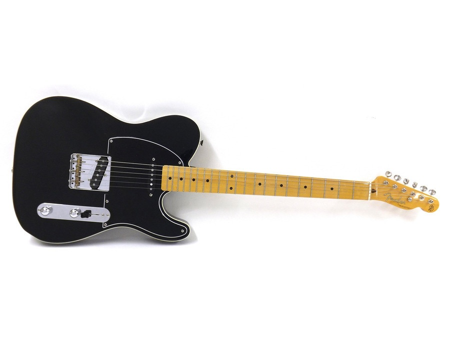 Fender jd telecaster black xl