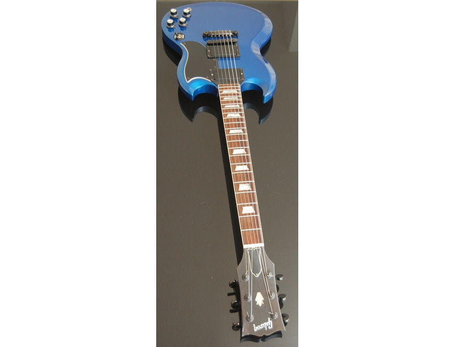 1988 gibson sg showcase edition electric guitar reviews prices equipboard. Black Bedroom Furniture Sets. Home Design Ideas