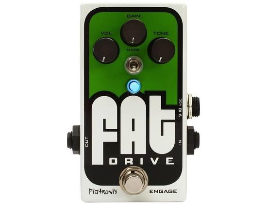 Pigtronix FAT Drive