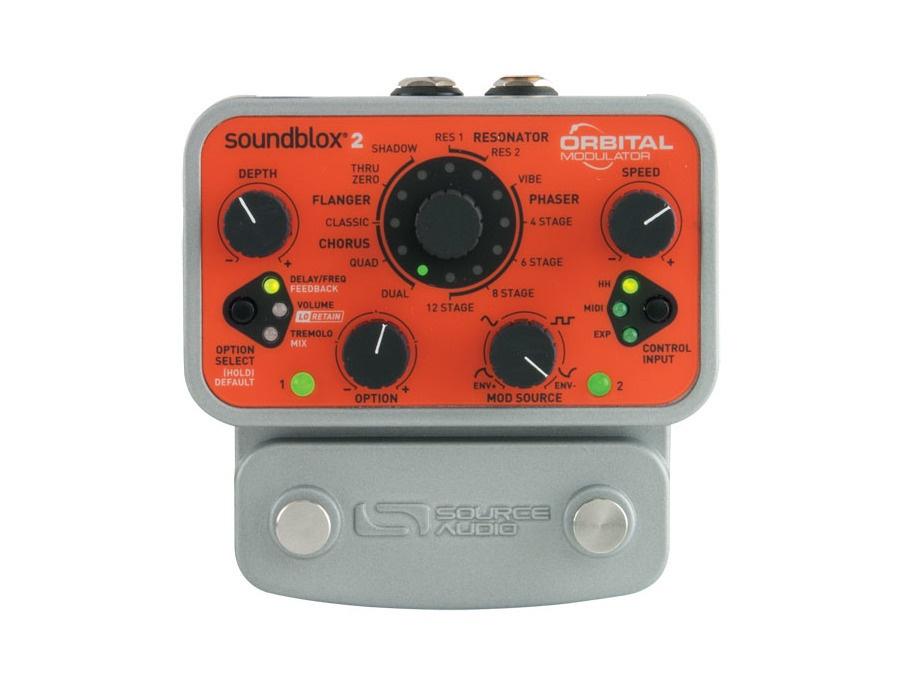 Source Audio Soundblox 2 Orbital Modulator