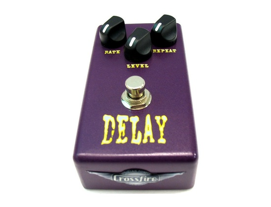 Crossfire Analogue Delay