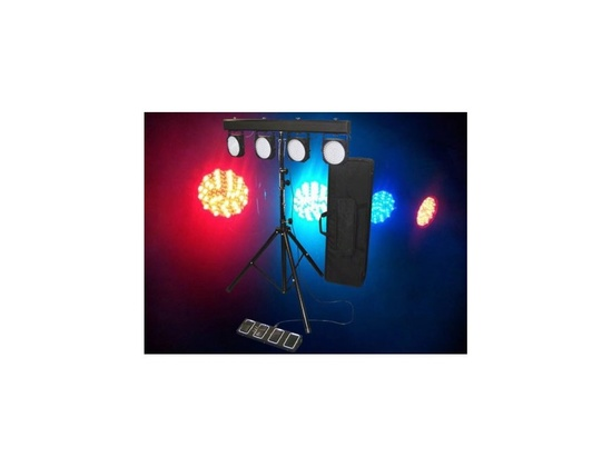 Advanced Technology Light Emotion PARBR RGB Portable Lighting System