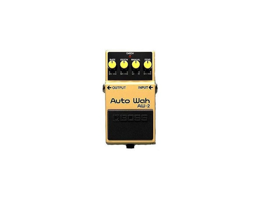 boss aw 2 auto wah guitar pedal reviews prices equipboard. Black Bedroom Furniture Sets. Home Design Ideas
